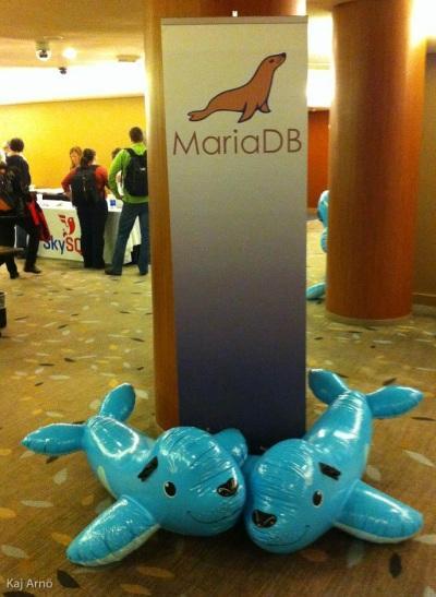 MariaDB seals