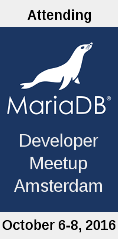 MariaDB Developers Meetup 2016