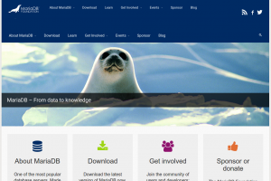 MariaDB.org since late 2015