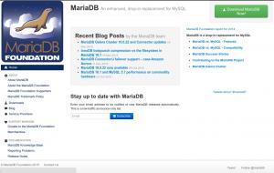 Old MariaDB.org