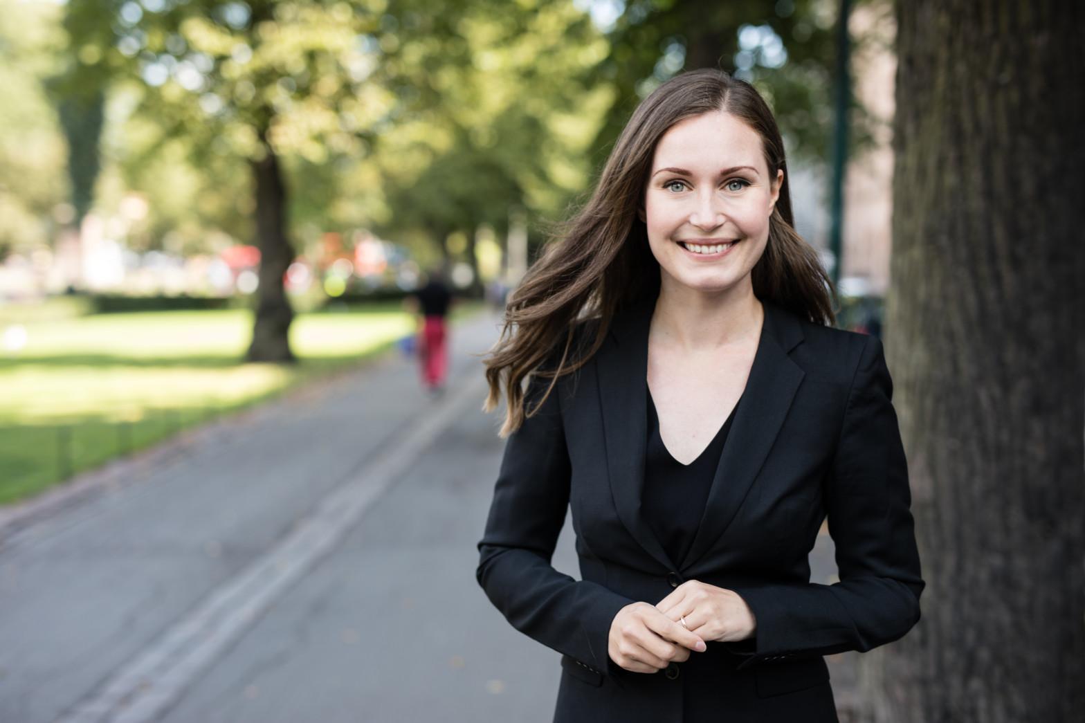 Sanna Marin, Premier Minister of Finland
